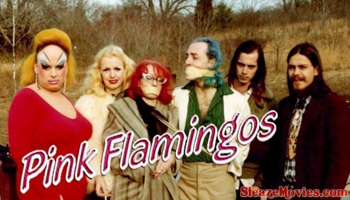 Pink Flamingos (1972) Cult Adult Comedy