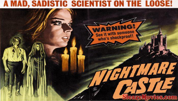Nightmare Castle (1965) Watch Online
