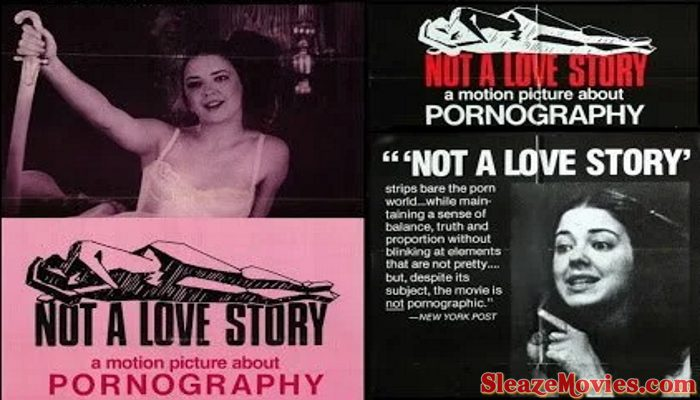 Not A Love Story A Film About Pornography