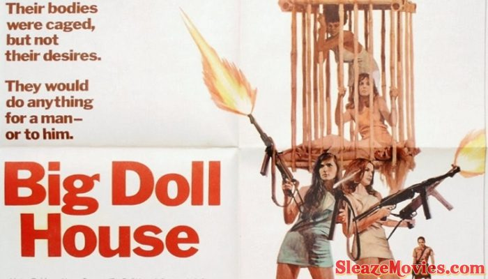 Big Doll House (1971) watch online