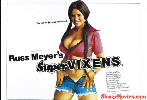 Supervixens (1975) watch online