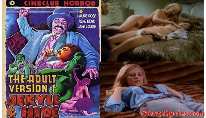 The Adult Version of Jekyll & Hide (1972) watch online