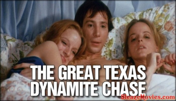 The Great Texas Dynamite Chase (1976) watch online