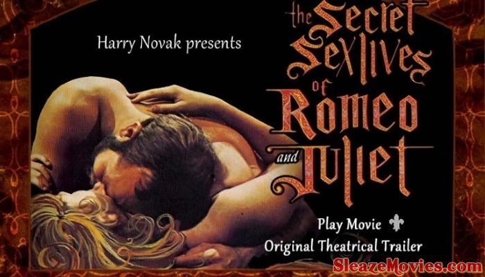 The Secret Sex Lives of Romeo and Juliet (1969) watch online