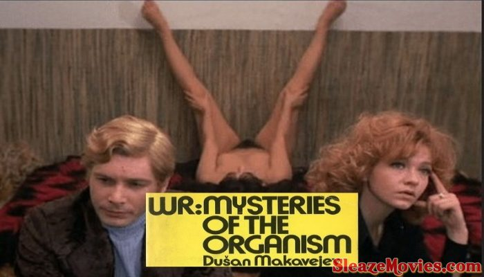 WR: Mysteries of the Organism (1971) watch online bizzare