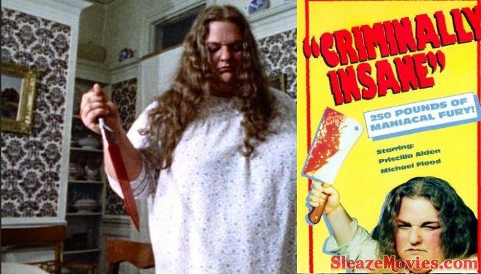 Criminally Insane (1975) watch online cult horror