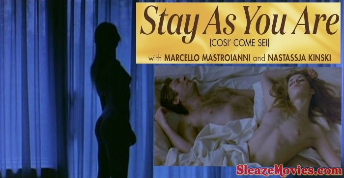 Stay as You Are (1978) online incest movie