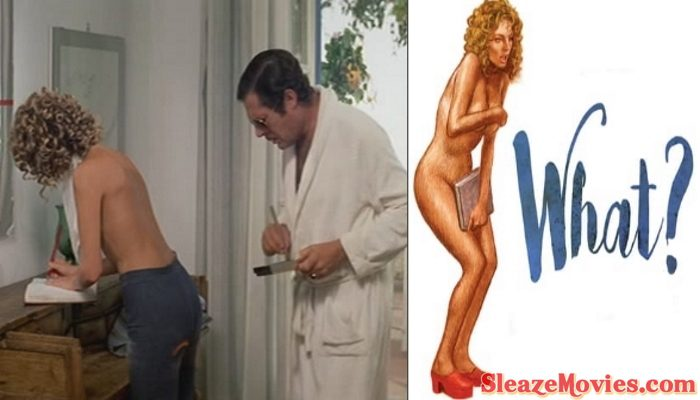 What? (1972) Roman Polanski Masterpiece