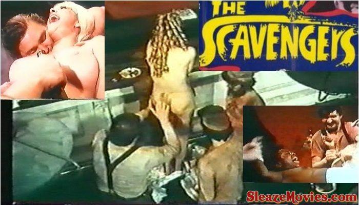 The Scavengers (1969) watch online