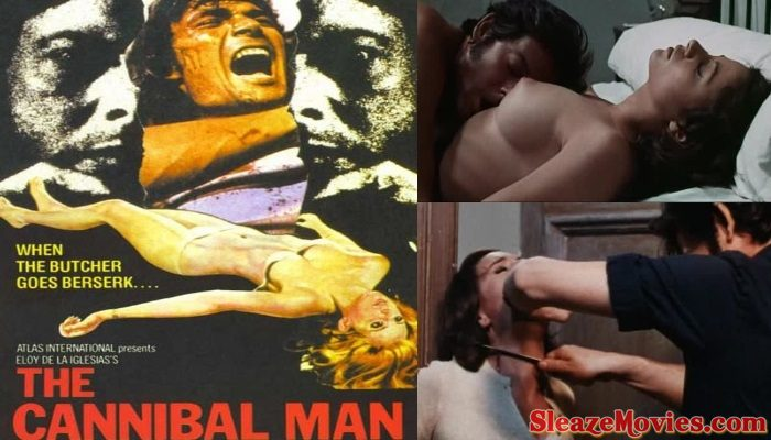The Cannibal Man (1973) a real cult movie
