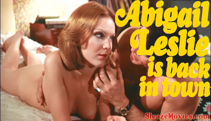 Abigail Lesley Is Back in Town (1975) watch Remastered HD