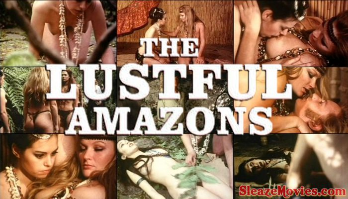 The Lustful Amazons (1974) watch uncut (Remastered)