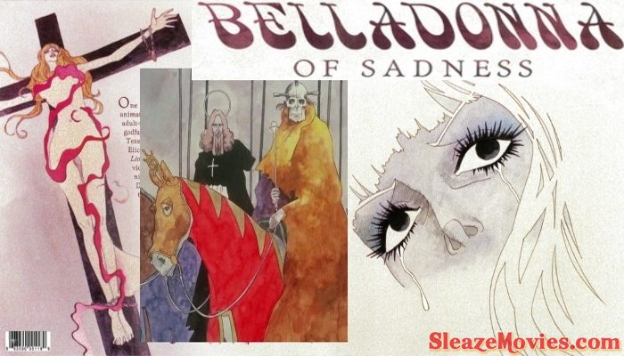 Belladonna of Sadness (1973) watch cult adult animation