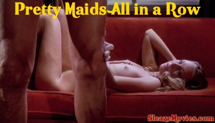 Pretty Maids All in a Row (1971) watch online