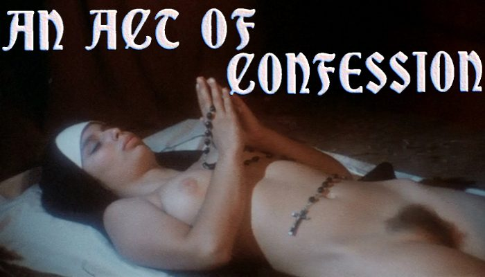 An Act of Confession (1972) watch online