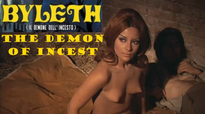 Byleth -The Demon of Incest (1972) watch online