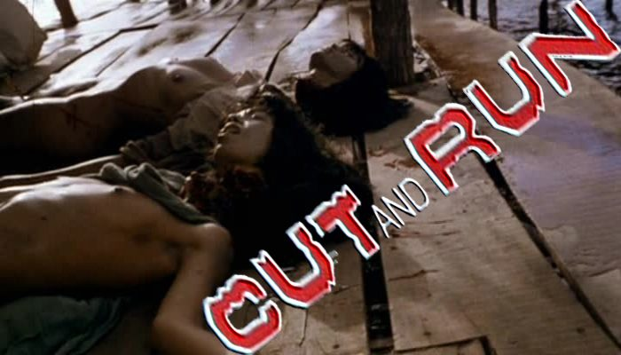 Cut and Run (1985) watch online