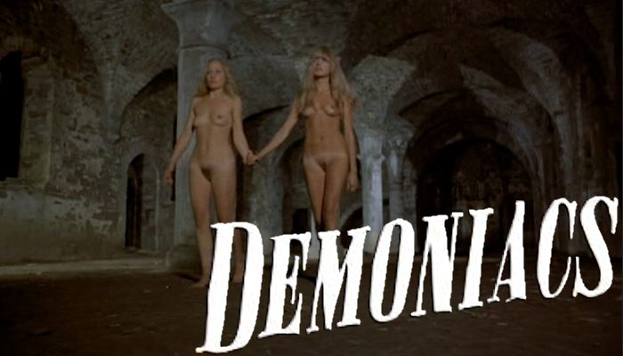 Demoniacs aka Curse of the Living Dead (1974) watch online