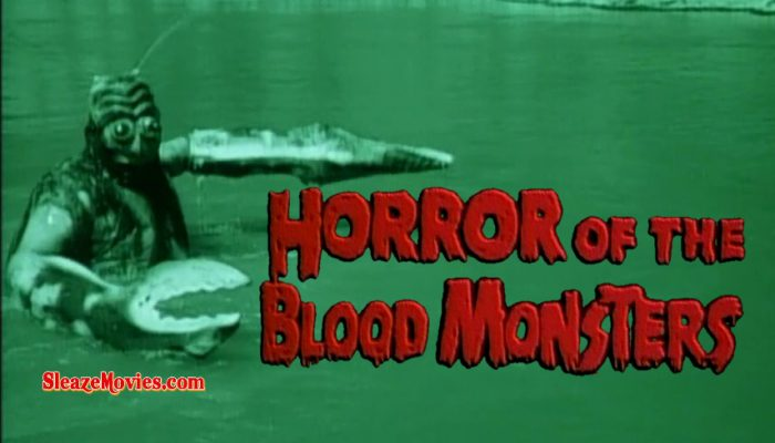 Horror of the Blood Monsters (1970) watch online