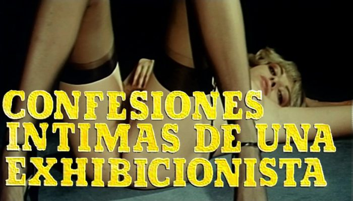 Intimate Confessions Of An Exhibitionist (1983) watch online