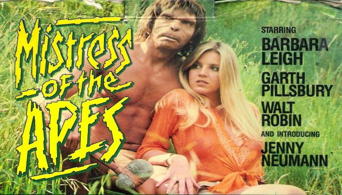 Mistress of the Apes (1979) watch online