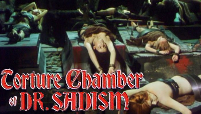 The Torture Chamber of Dr. Sadism (1967) watch online