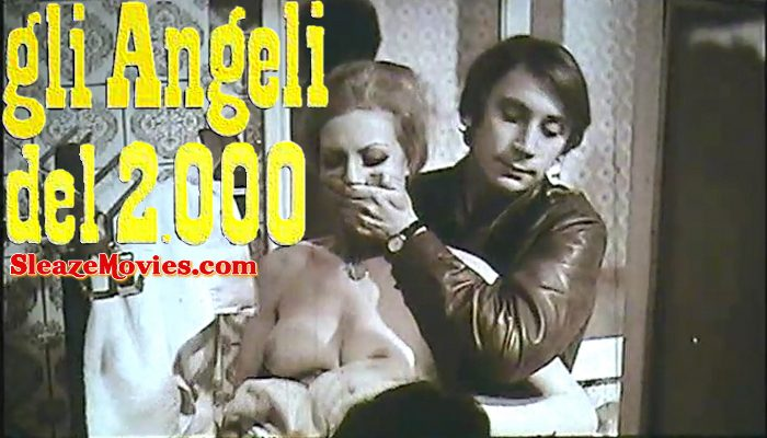 Gli angeli del 2000 (1969) watch online