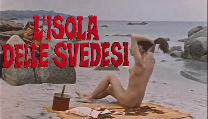 Island of the Swedish Girls (1969) watch online
