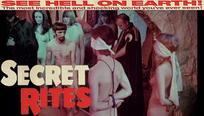 Secret Rites (1971) watch online