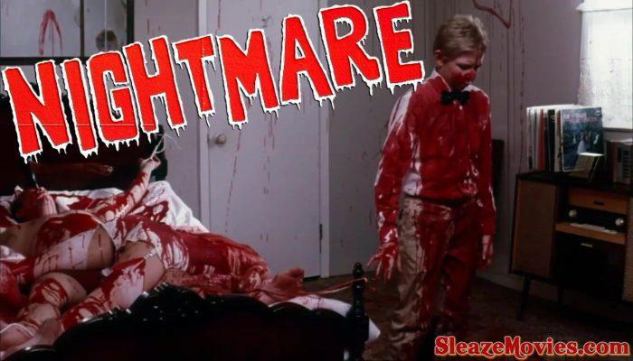Nightmare in a Damaged Brain (1981) watch online