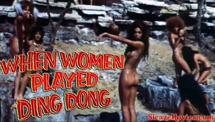 When Men Carried Clubs and Women Played Ding-Dong (1971) watch online