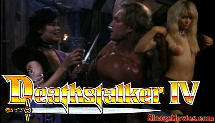 Deathstalker IV Match of Titans (1991) watch online