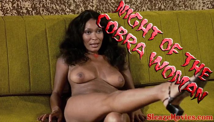 Night of the Cobra Woman (1972) watch online