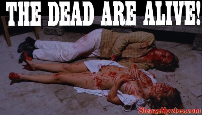 The Dead Are Alive (1972) watch online