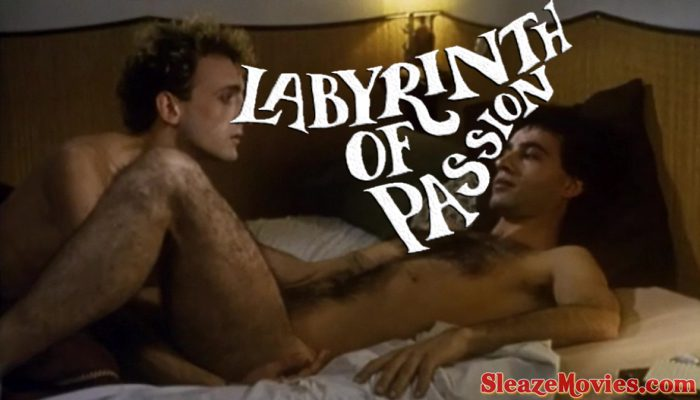 Labyrinth of Passion (1982) watch uncut