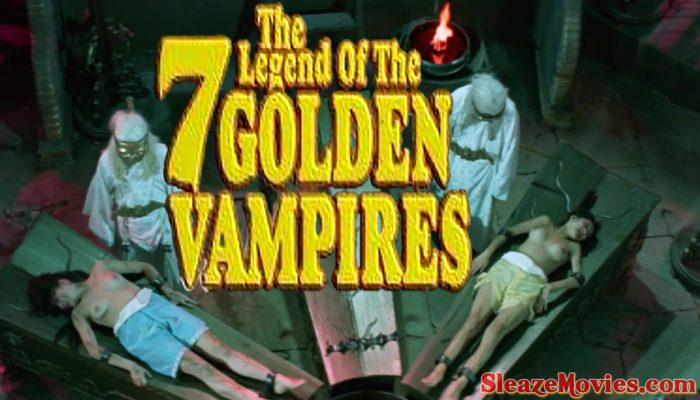 The Legend of the 7 Golden Vampires (1974) watch online