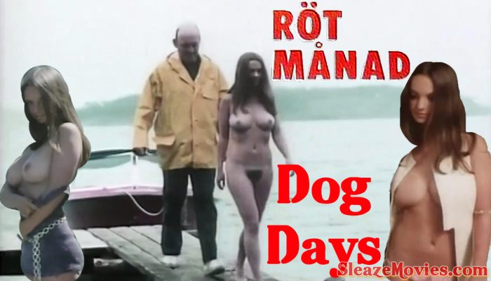Rötmånad aka Dog Days (1970) watch online