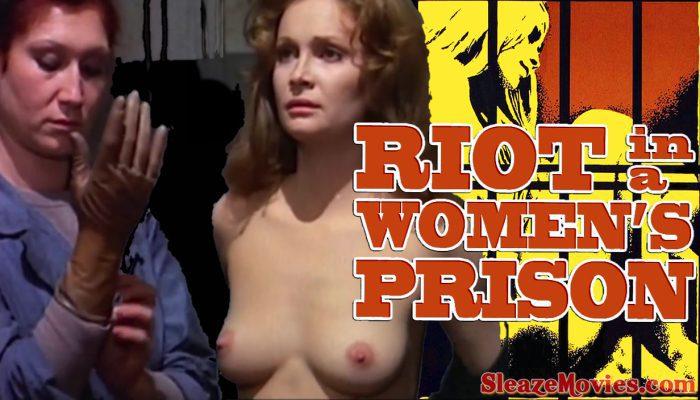 Riot in a Women's Prison (1974) watch uncut